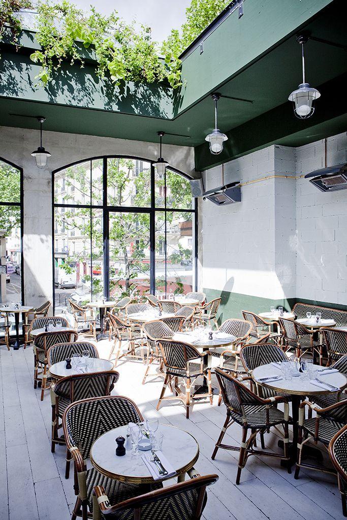 Paris 18e Brasserie Barb 232 S Inside View Also Has A