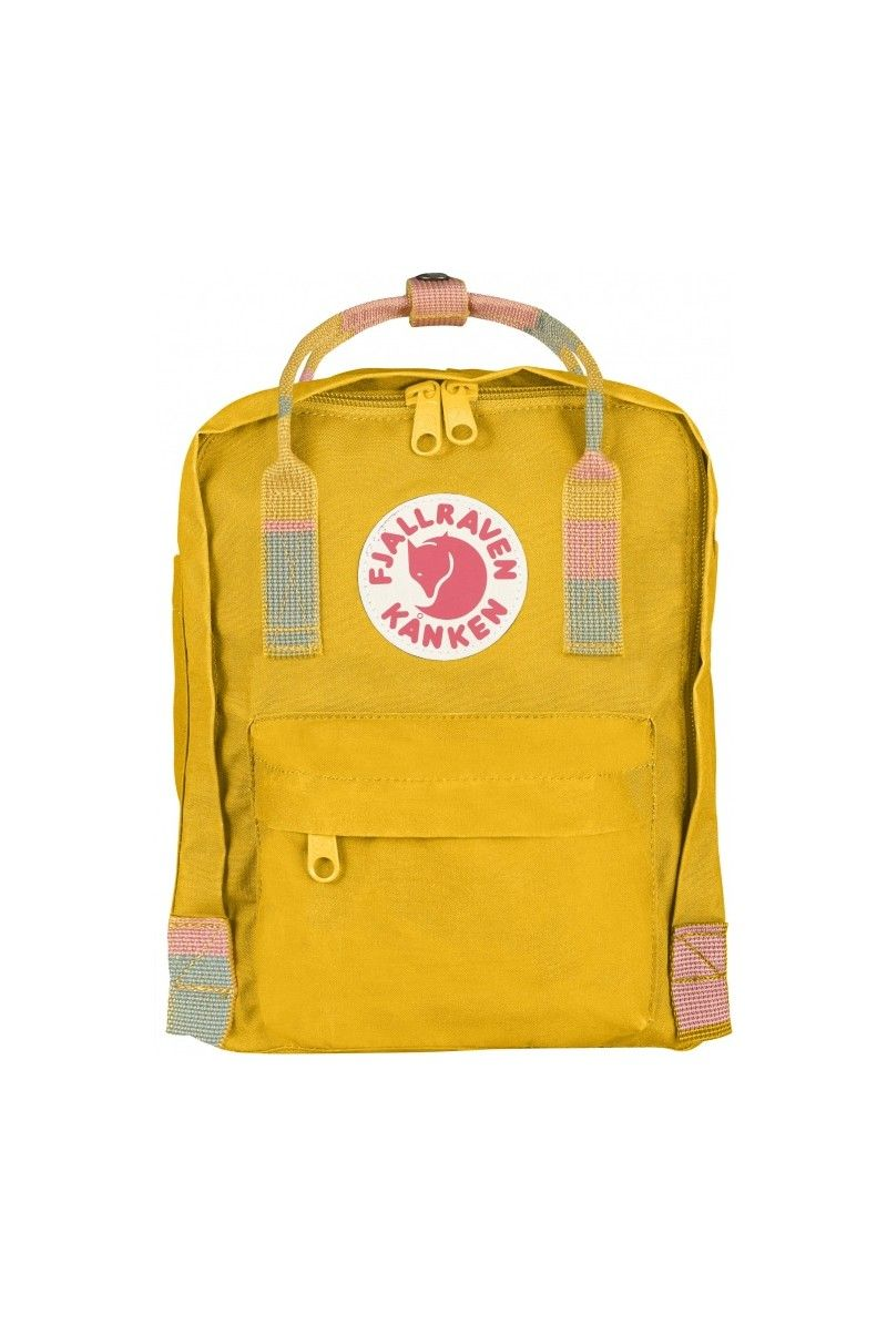 182d137c8e Fjallraven Kanken Mini Backpack Warm Yellow-Random Blocked - Fjallraven  Kanken  fjallraven  kanken  bags  backpack  fashion  lifestyle  style  sale
