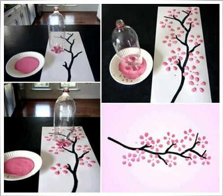 Ideas To Paint simple acrylic paintings for beginners | how to paint an easy