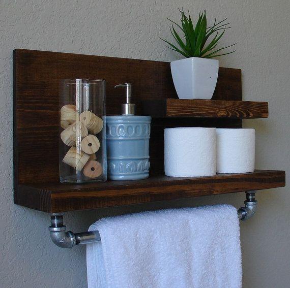 Luxury Over the towel Bar Shelf