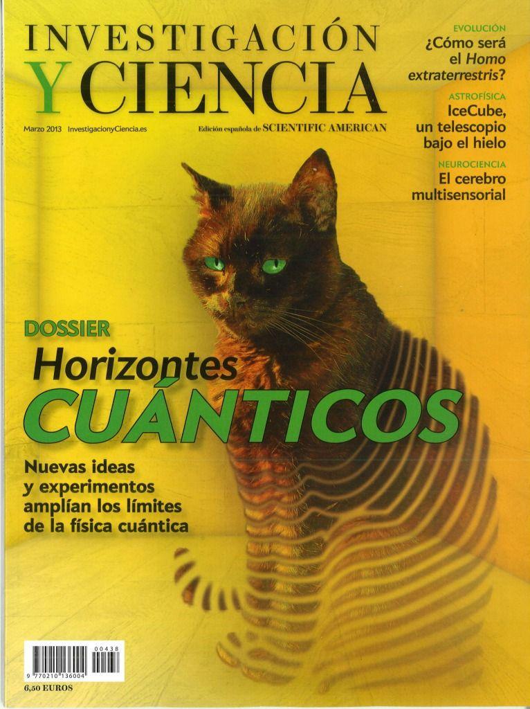 Investigación Y Ciencia Cuantica Ciencia Investigacion