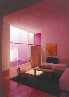 The Best Time Of The Day Luis Barragan Interior Architecture Interior Design Interior