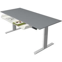 Otto Office Hohenverstellbarer Steh Sitz Tisch Elektrisch Move 3 180 Cm Grau Kerkmann 180x120x80 Cm In 2021 Buromobel Elektrisch Tisch