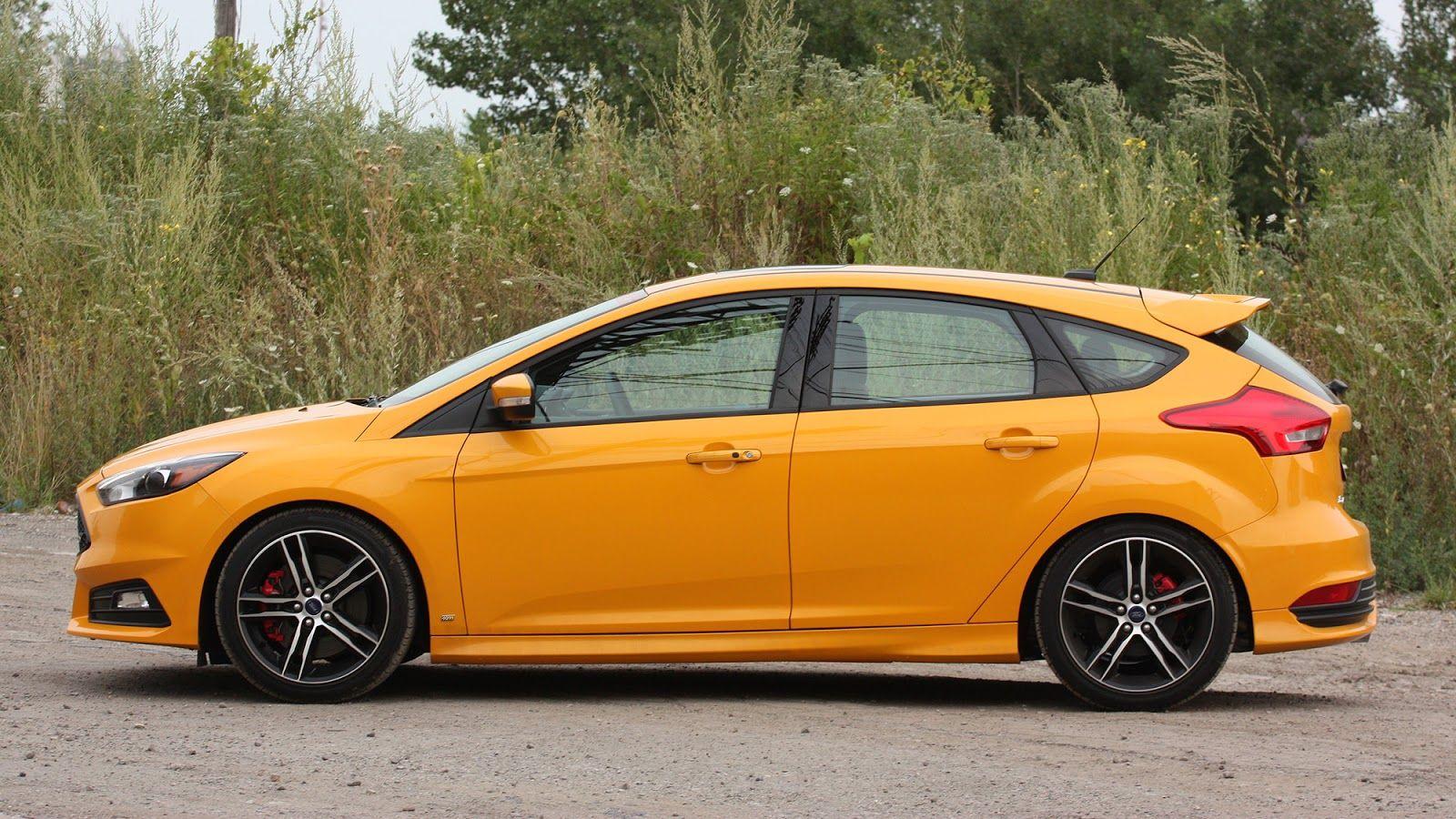 Automotiveblogz ford focus st w mountune kit quick spin 2015