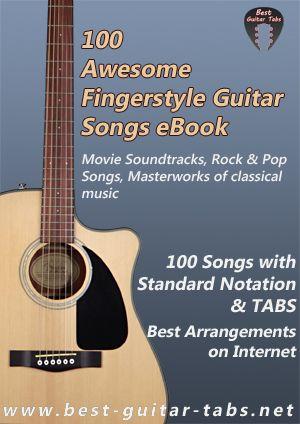 Tabs ebook guitar