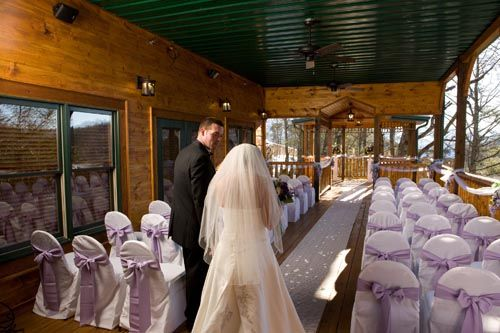 Wedding Cabin Gatlinburg Weddings Smoky Mountain Wedding Simple Elegant Wedding