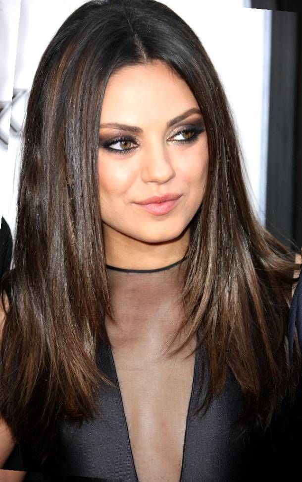 Indian Hairstyle For Thin Hair Round Face