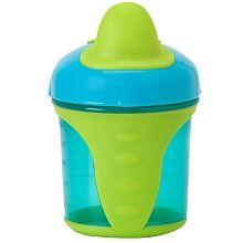 Babies R Us 1st Cup 4oz 4m Boy I Think Owen Is Ready For His First Sippy Cup Sippy Cup Baby Bottles Toy Store