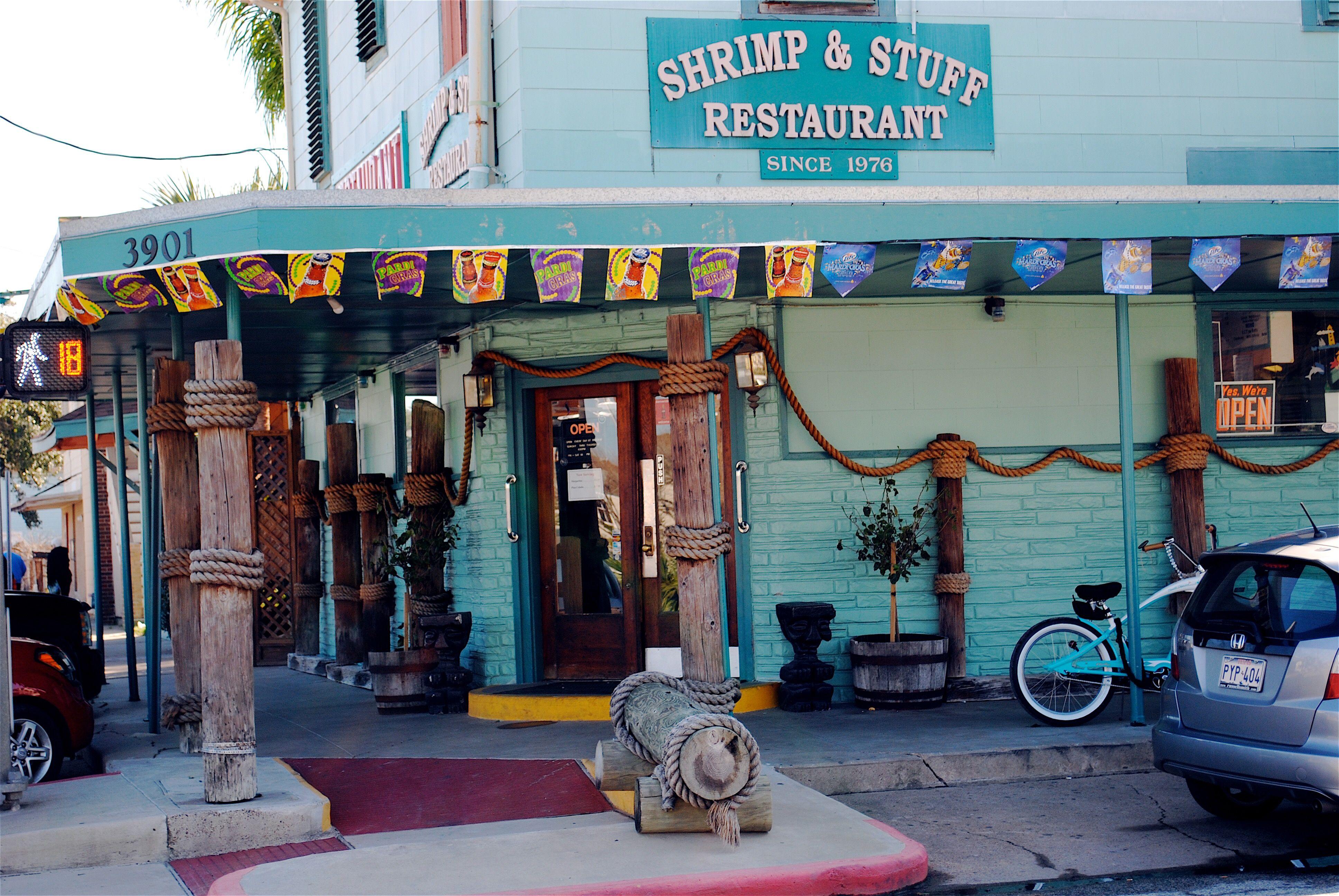 Shrimp n Stuff Galveston TX Galveston