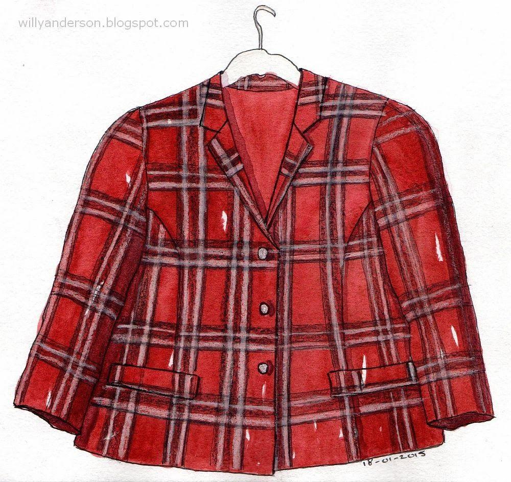 Willy Anderson: Jasje / Jacket