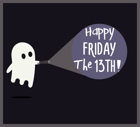 Friday the 13th...!