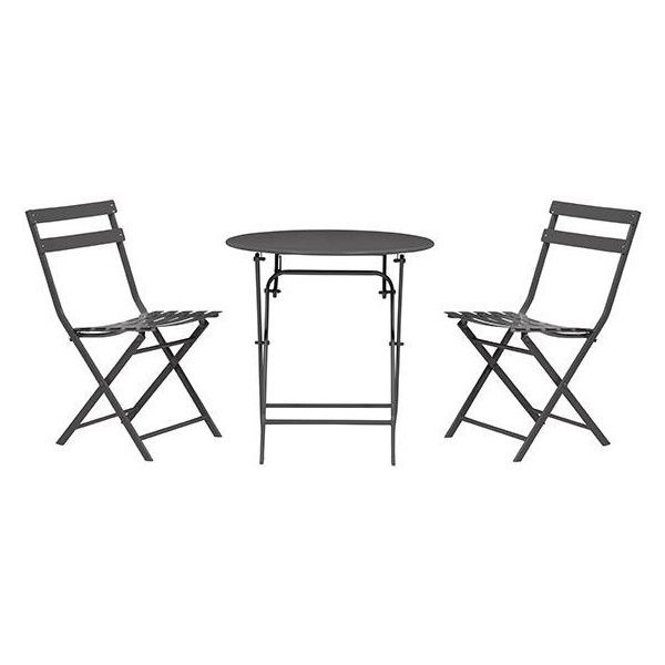 Follie Outdoor 3-Piece Bistro Set (200 CAD) ❤ liked on Polyvore ...