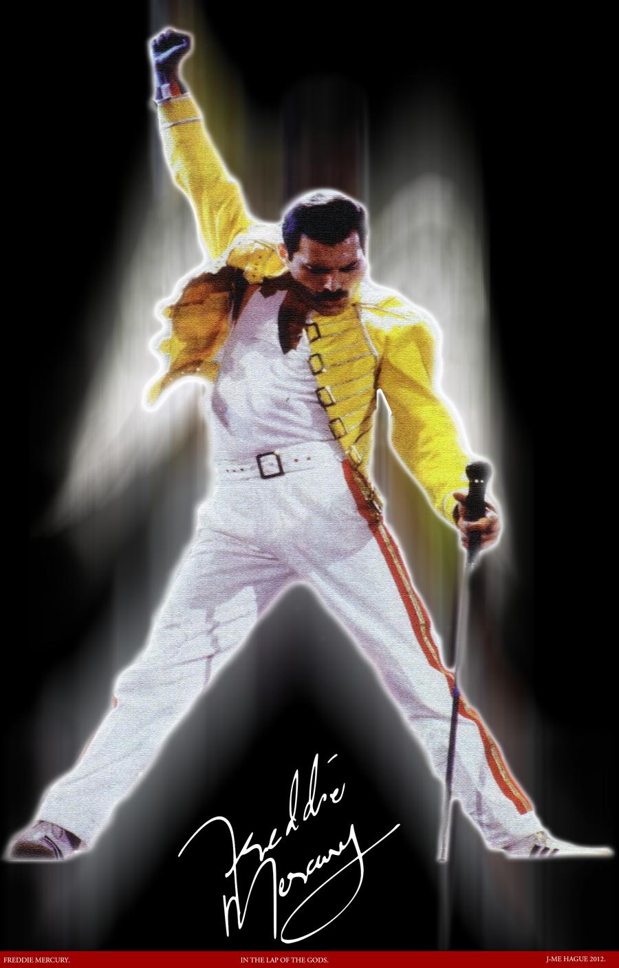 Freddie Mercury In The Lap Of The Gods By Jmehague13 D5gwe7s Png 900 1406 Freddie Mercury Queen Freddie Mercury Mercury