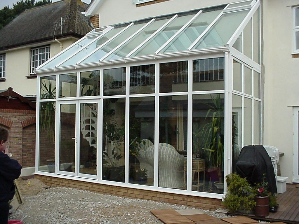 Lovely Sunroom Greenhouse Kits