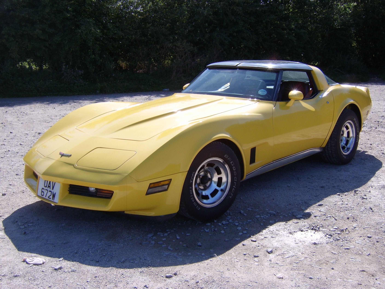1981 Corvette ★。☆。JpM ENTERTAINMENT ☆。★。 Chevrolet