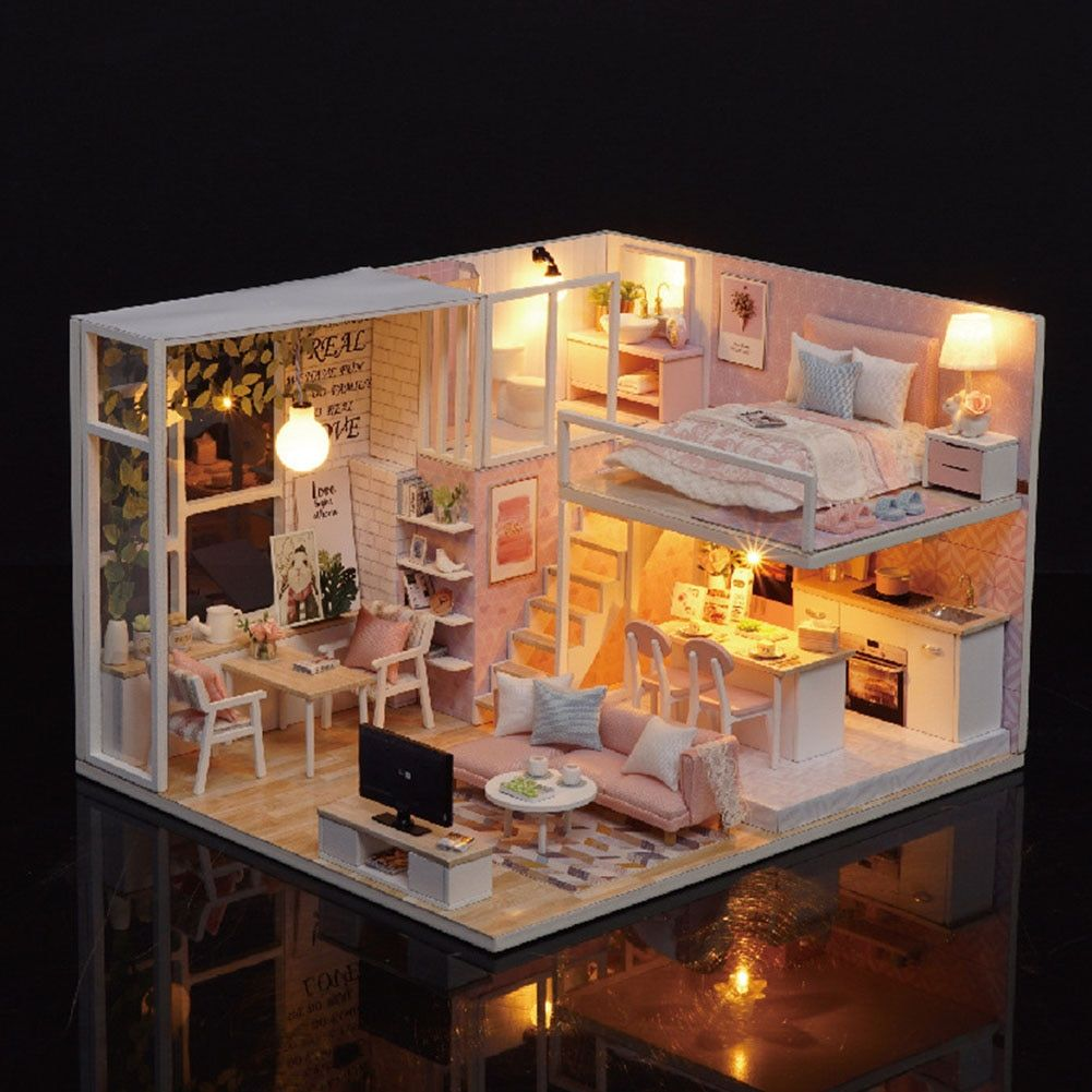 Doll House Dollhouse Furniture
