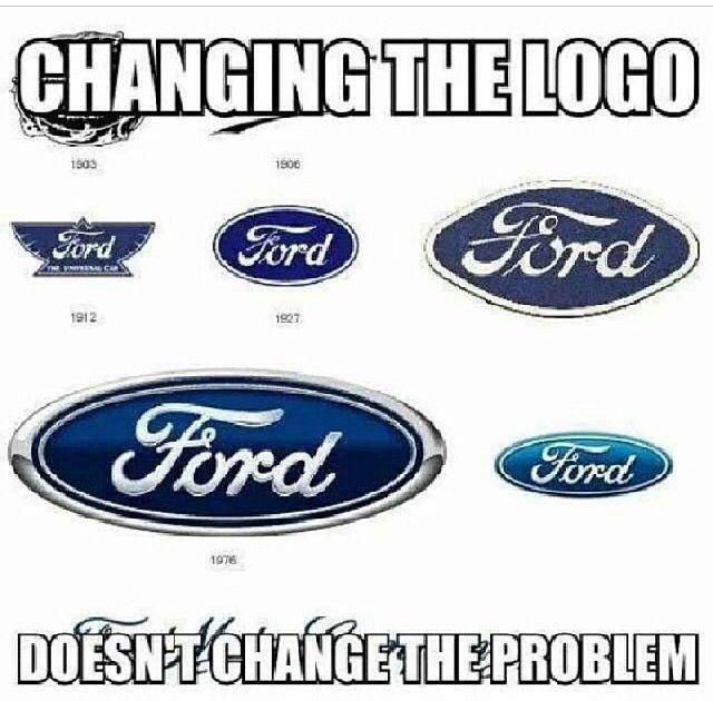Chevy Vs Ford Logo Funny Chevy Logos | ww...