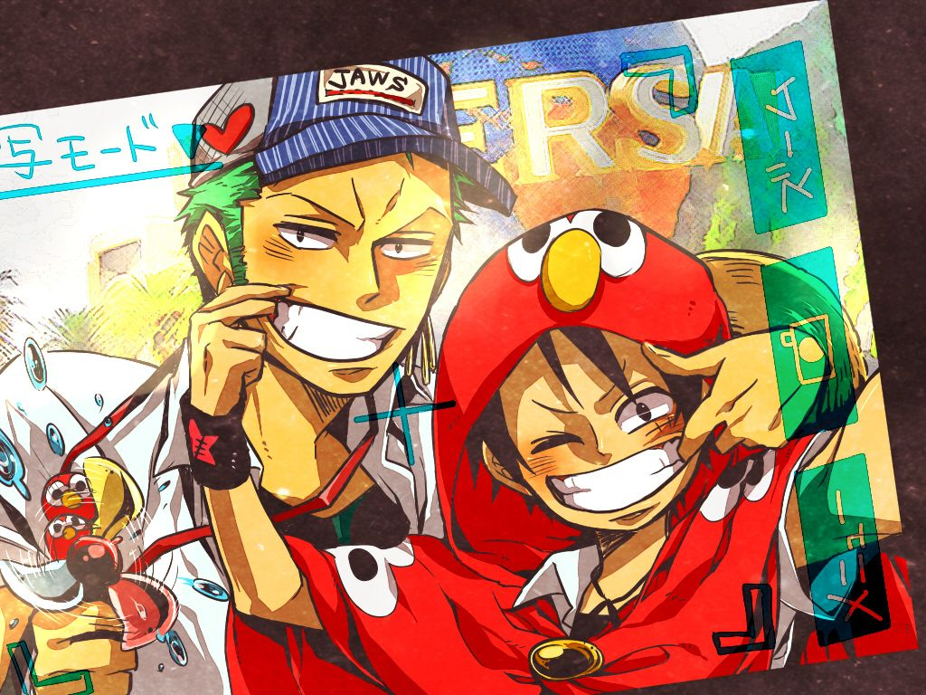 ONE PIECE/#1294587   One piece main characters, One piece anime, One piece luffy