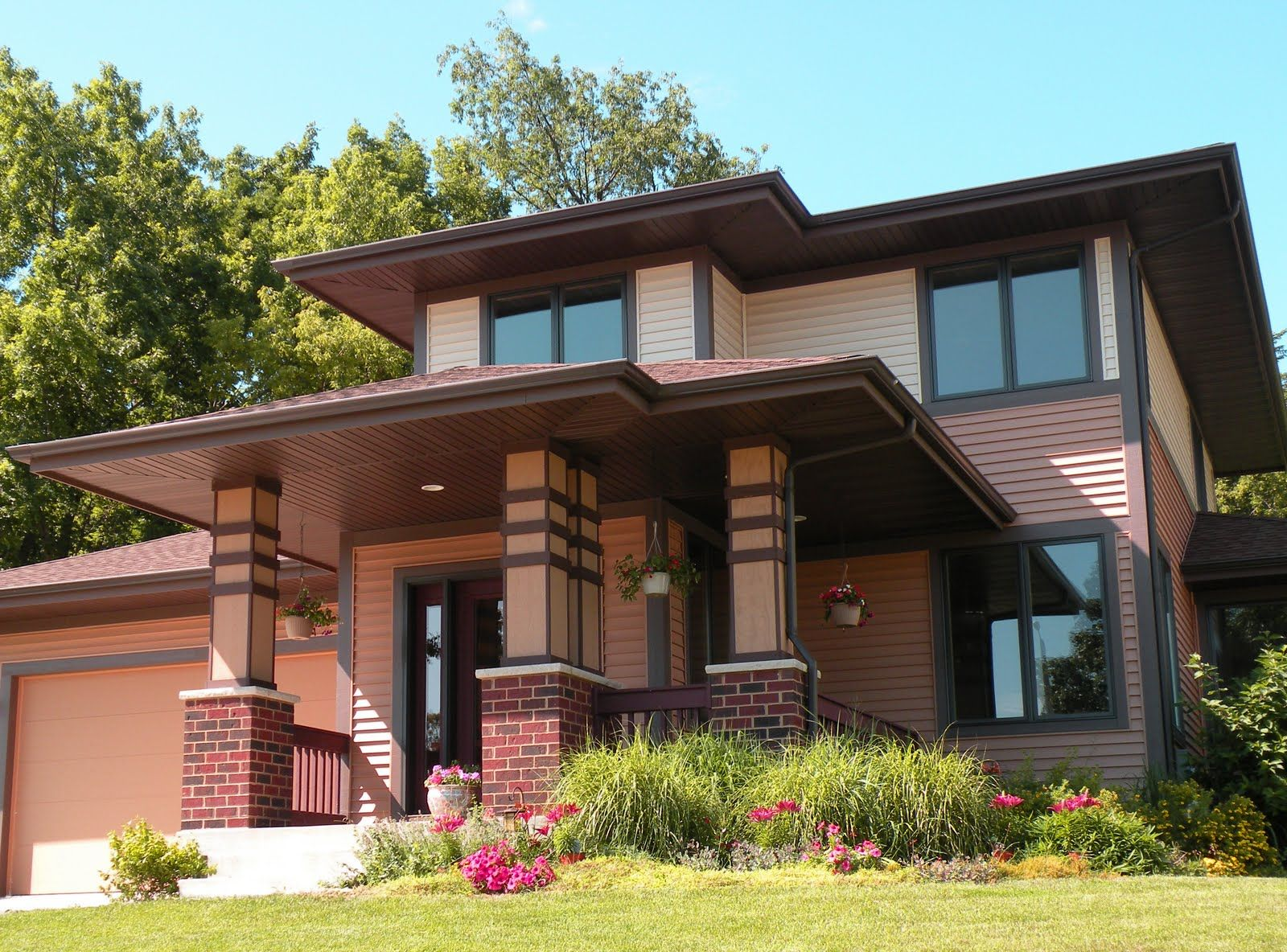builders colonial mcmansion house styles - Google Search   Builder\'s ...