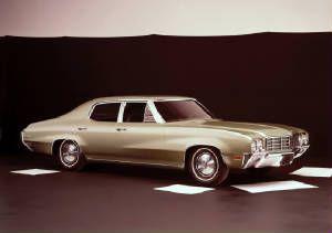 1970 Buick Skylark 4 Door Sedan Buick Buick Skylark Skylark