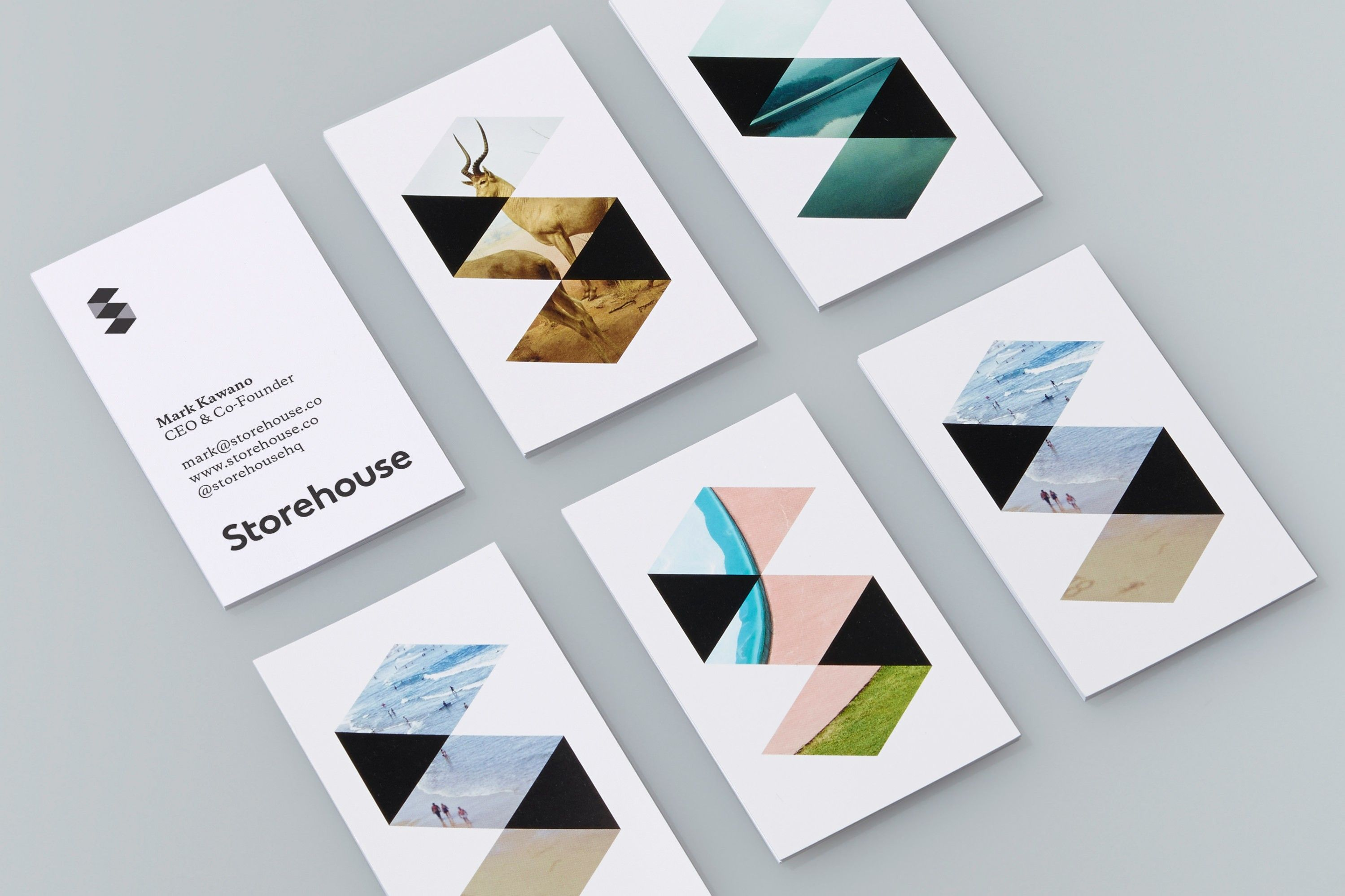 Identity For An Award Winning Visual Storytelling App Layouts