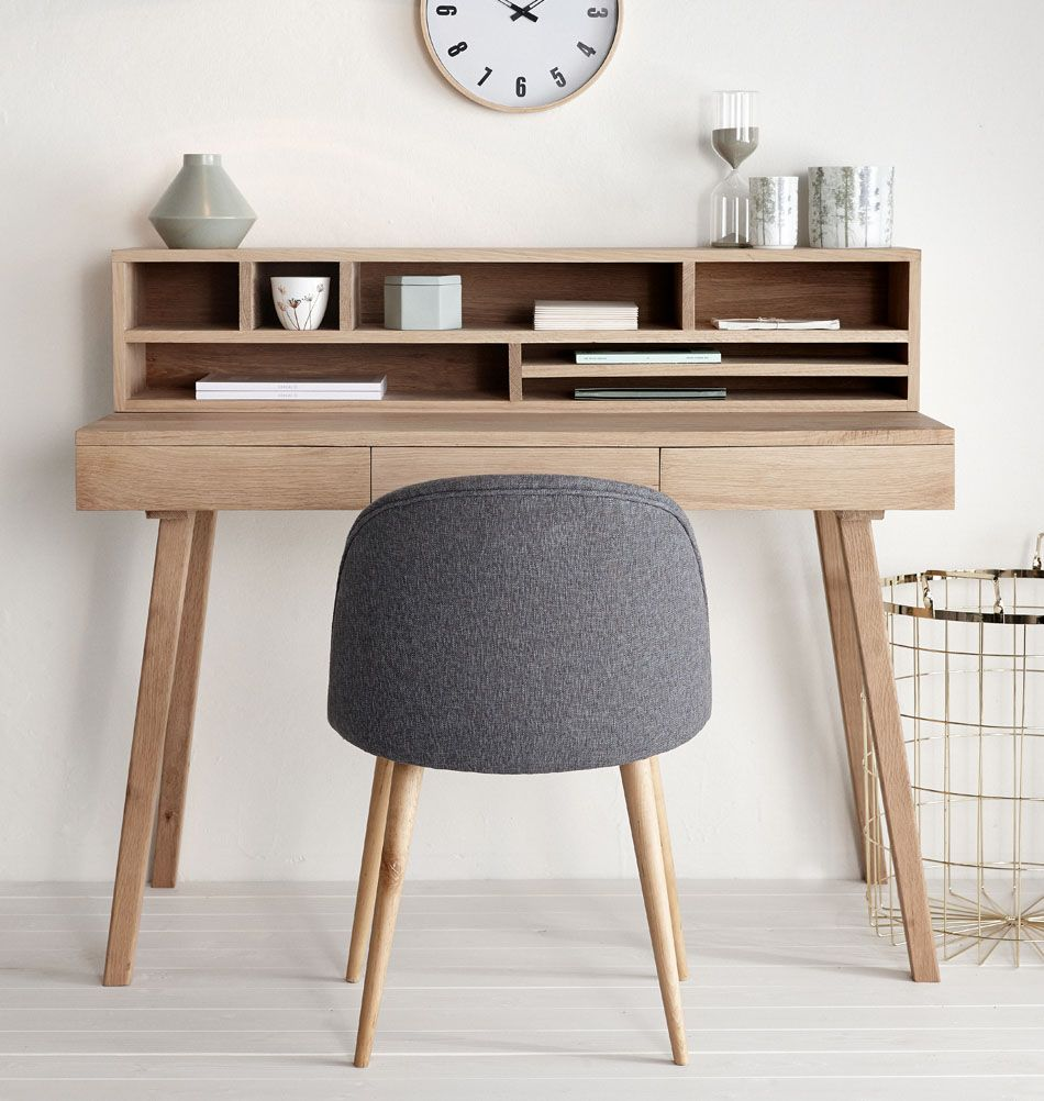h bsch interior schreibtisch lis eiche schreibtische sekret re m bel schreibtisch und. Black Bedroom Furniture Sets. Home Design Ideas