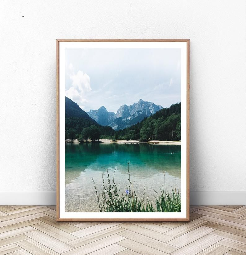 Mountain Landscape Photography Mountains Digital Nature Wall Art Mountain Landscape Nature Landscape Art Canada Poster Fine Art Photo Mountain Landscape Photography Nature Wall Art Digital Wall Art