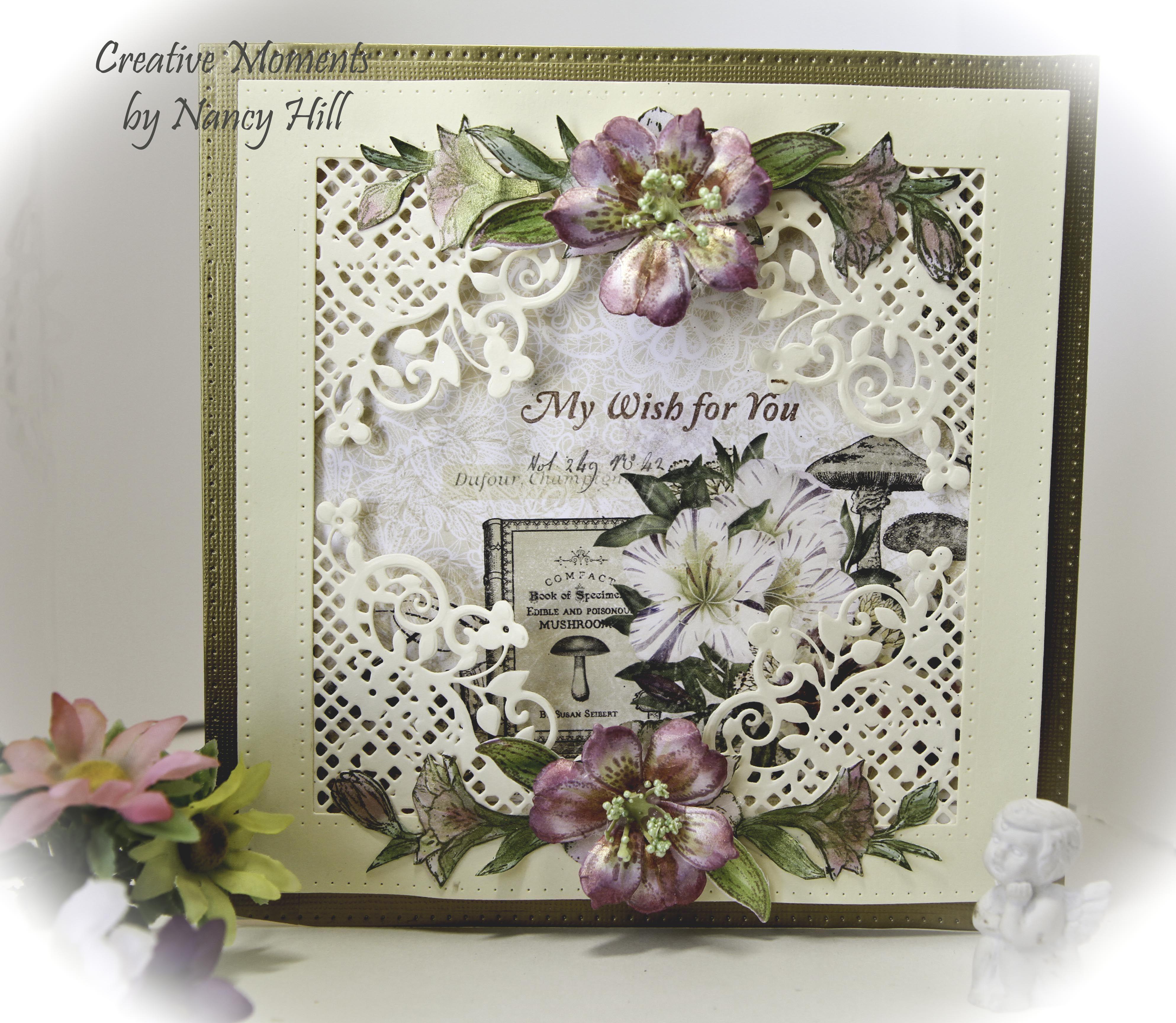 Heartfelt Creations Happy Birthday Card Heartfelt Creations Sunrise