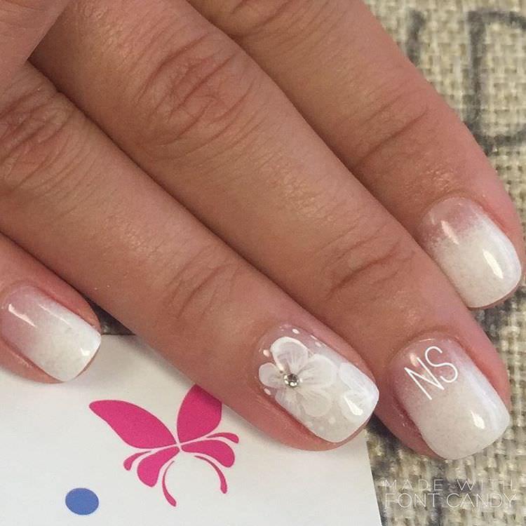 27+ Wedding Nail Art Designs, Ideas | Design Trends - 27+ Wedding Nail Art Designs, Ideas Design Trends Wedding Nail