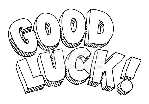 Good Luck To Everyone Taking Their Ap Psych Exam Tomorrow Good Luck Cards Text Drawing Coloring Pictures For Kids