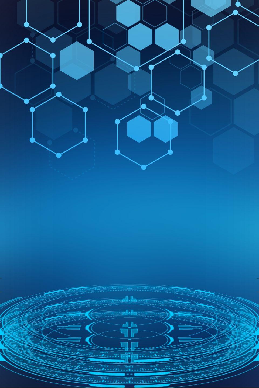 Blue Tech Wallpaper : wallpaper, Lines, Background, Background,, Presentation, Backgrounds