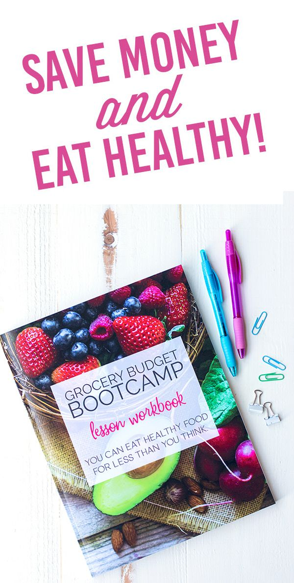 grocery budget bootcamp basically a complete step by step system on how to buy real food in a way that will work for you your family and your budget
