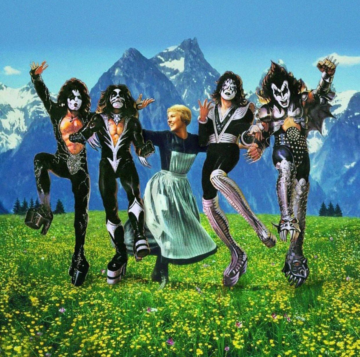 Pin By Chris Deane On Kiss Kiss Music Kiss Concert Kiss Art