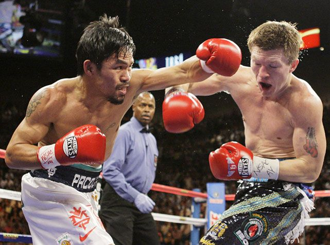 Cnn Sports Provided By Bleacher Report Cnn Com Sports Pictures Boxing Workout Manny Pacquiao