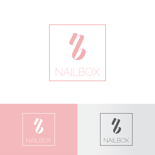 nail salon logo inspiration more - Nail Salon Logo Design Ideas