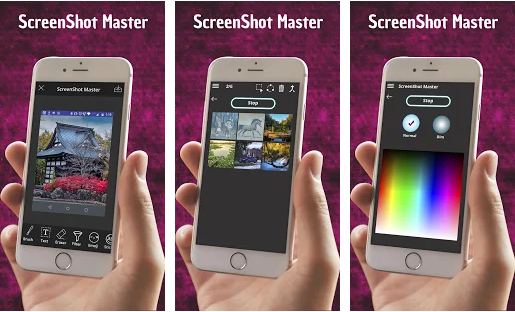 Screenshot Capture Merger Screenshot Master Merger