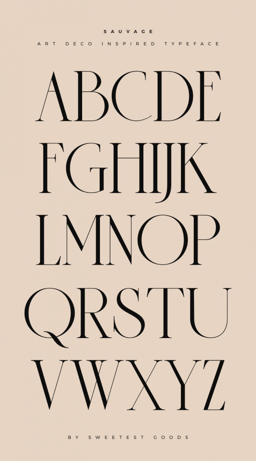 Sauvage Elegant Typeface Free Logos Sweetest Goods Type Design Personalcelebration Personal Celebrat In 2020 Fonts Alphabet Elegant Font Elegant Fonts Free