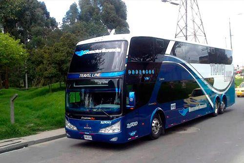 El boom de los buses de dos pisos en colombia autob s doble piso pinterest dos pisos - Autobuses de dos pisos ...
