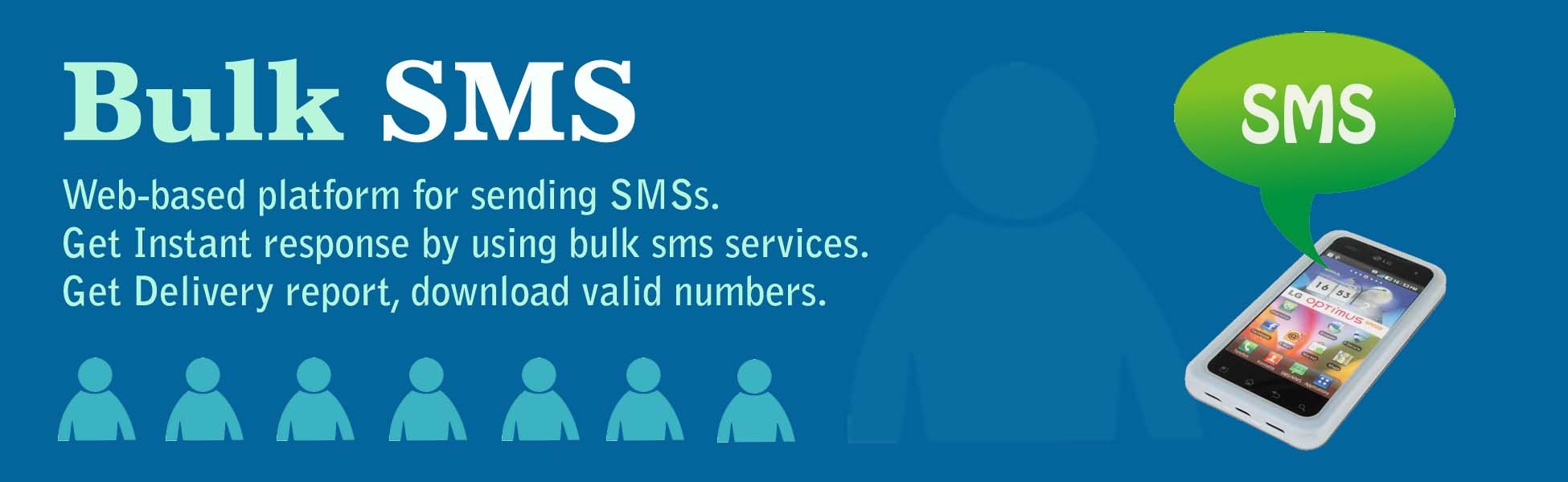 Bulk SMS Schedule feature for Sending Bulk SMS is a rarely