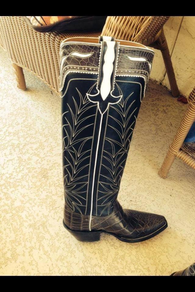 Cowboy Boots Long