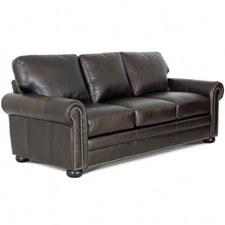 Dark Brown Sofa