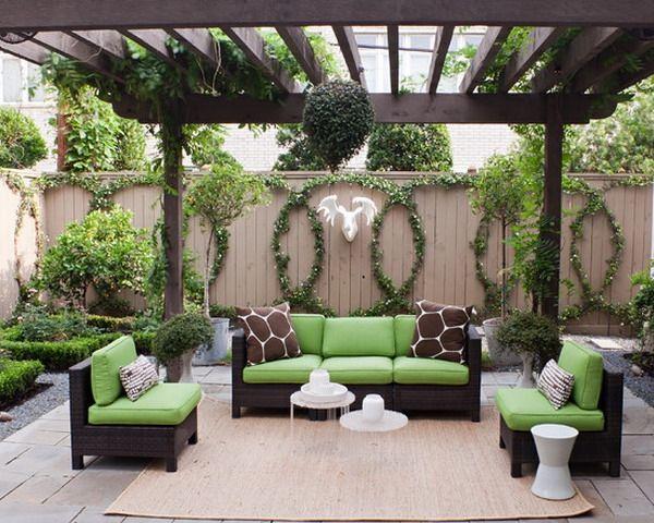 custom grapevines trellis patio landscaping garden furniture