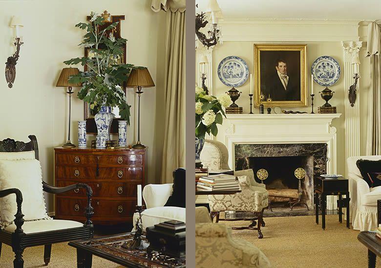 Southern Home Interiors Pictures | Jackye Lanham | Atlanta Interior Design  | Southern Interior Designer .