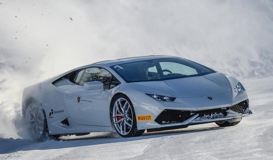 2016 Lamborghini Esperienza and Accademia Plans Revealed - Motorward
