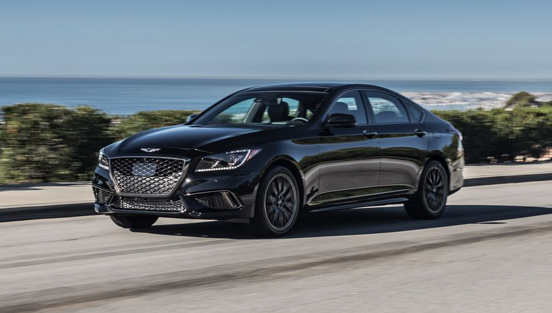 The Genesis G80 Sport 3 3 Turbo from Hyundai has its own special