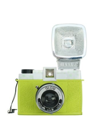 Lomography Diana F+ Glow-in-the-Dark by Lomography