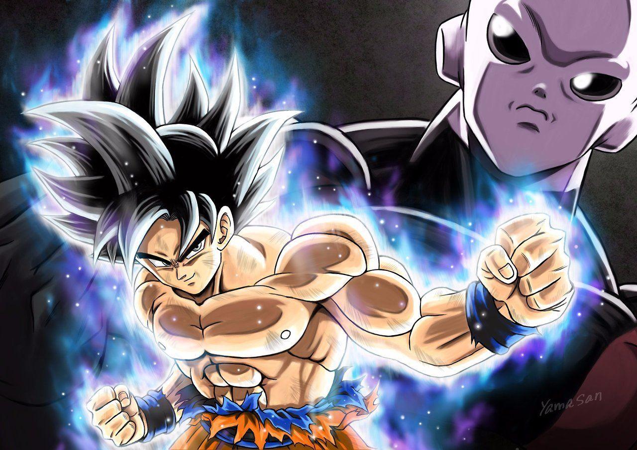 Goku Vs Jiren Dragon Ball Super Wallpapers Anime Dragon Ball Dragon Ball Super Art