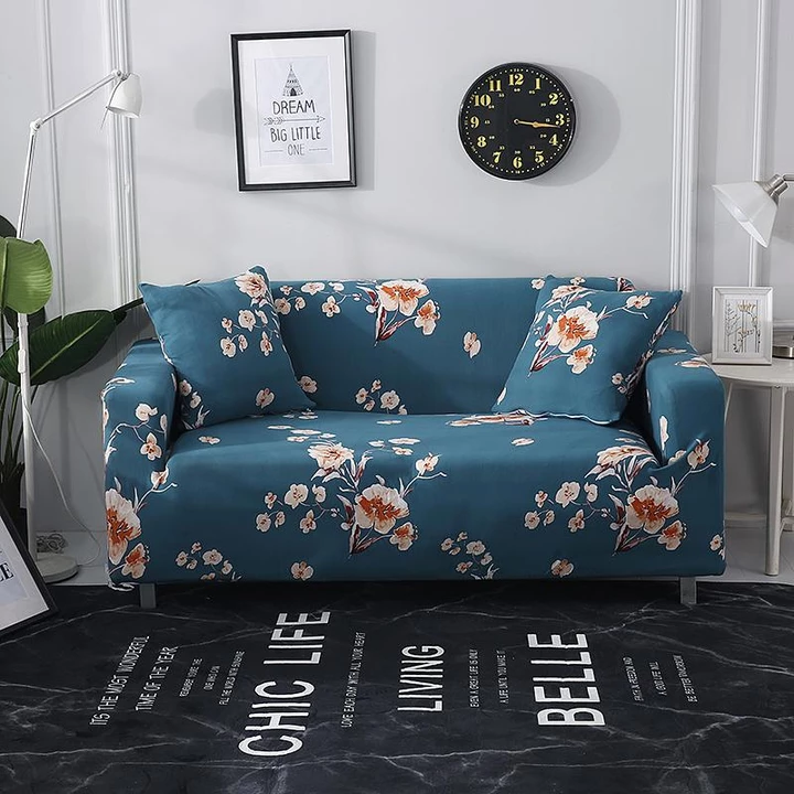 Peachy Printed Anti Fouling Household Sofa Covers Beatyapartments Chair Design Images Beatyapartmentscom