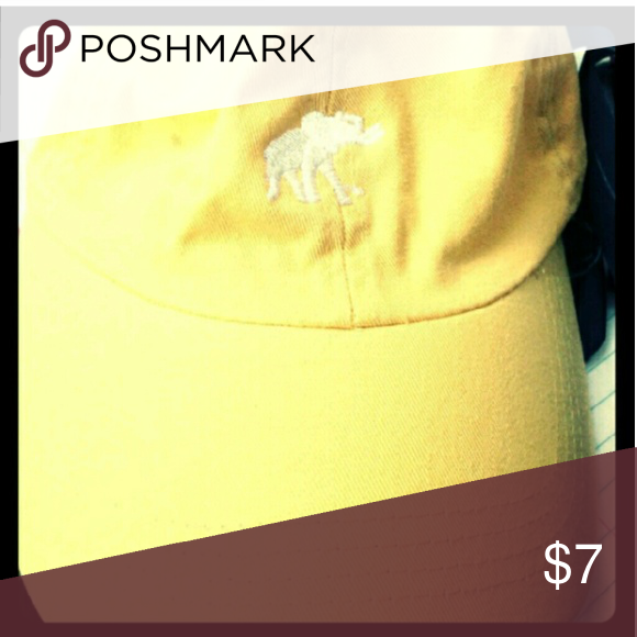 Tuscwear Hat Bright Pastel Yellow