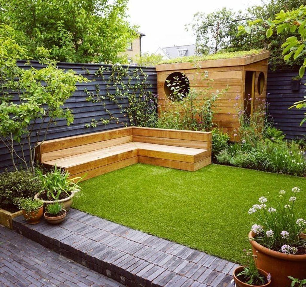 41 Pretty Small Terrace Gardening Ideas Small Courtyard Gardens Courtyard Gardens Design Small Garden Landscape